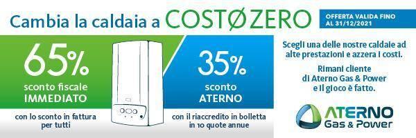 banner 600x200 caldaia costo zero - HOME