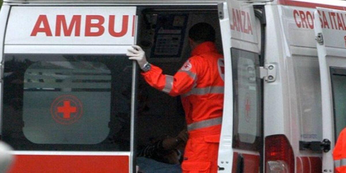 LANCIANO: GRAVE INCIDENTE IN VAL DI SANGRO, SCONTRO TRA DUE AUTO AL BIVIO