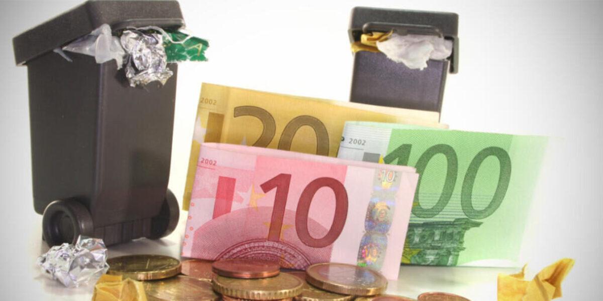ATTIVITA' IN CRISI: TASSA RIFIUTI AUMENTA, <BR>ABRUZZO IN CONTROTENDENZA MA PER POCHI EURO