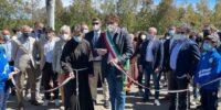 VASTO MARINA: INAUGURATO IL CAMPO DI CALCIO PADRE FULGENZIO FANTINI