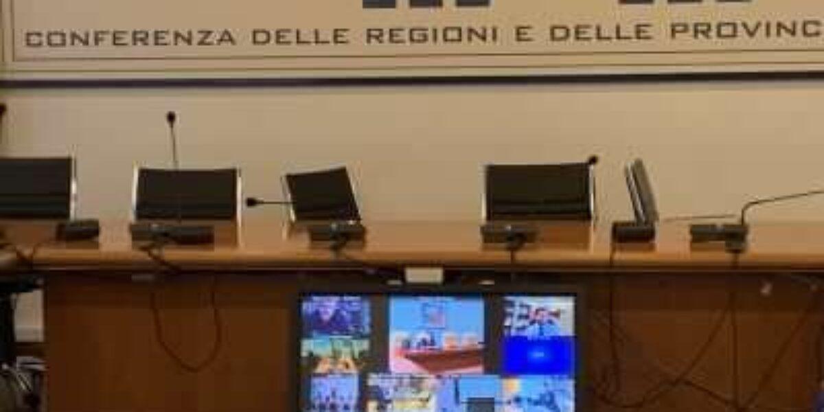CONFERENZA REGIONI: QUARESIMALE IN COMMISSIONE ISTRUZIONE, MARSILIO IN UFFICIO PRESIDENZA