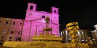 GIRO D'ITALIA, TAPPA ALL'AQUILA: CHIUSRA ANTICIPATA DELLE SCUOLE E SOSPENSIONE DEI CANTIERI