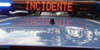 DOGLIOLA: INCIDENTE TRA AUTO E MOTOCICLO, UNA PERSONA RIMASTA FERITA