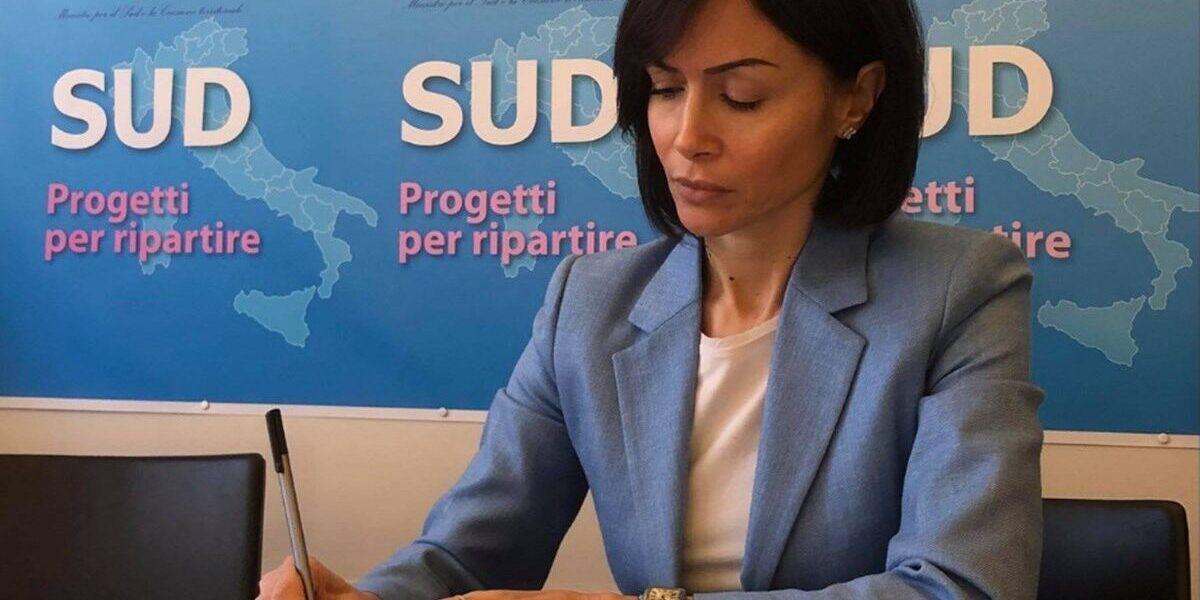 SISMA CENTRO ITALIA: RICERCA E FORMAZIONE, <BR>MINISTRO CARFAGNA ASSEGNA 60 MILIONI