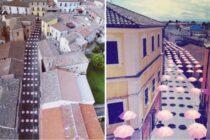 IL GIRO D'ITALIA ARRIVA IN ABRUZZO, NOTARESCO IN ROSA: LA PRIMA PARTENZA